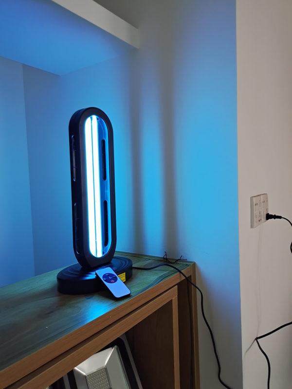 lampa UV germicida si bactericida